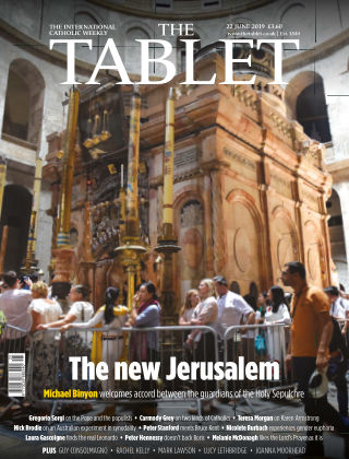The Tablet Magazine 22nd June 2019