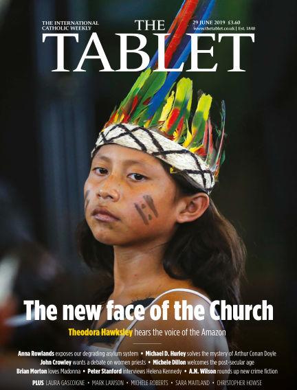 The Tablet Magazine June 29, 2019 00:00