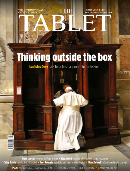 The Tablet Magazine July 13, 2019 00:00