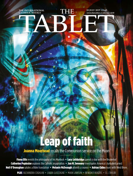 The Tablet Magazine July 20, 2019 00:00