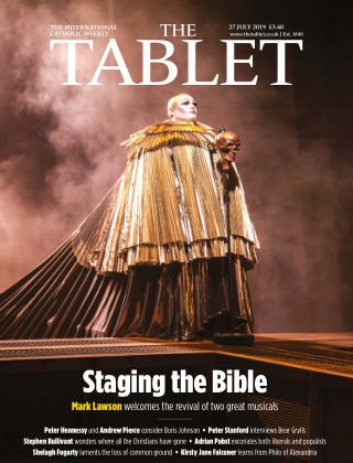 The Tablet Magazine 27th July 2019