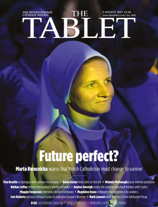 The Tablet Magazine 3rd August 2019