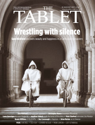 The Tablet Magazine 10th August 2019