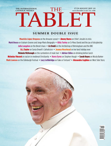 The Tablet Magazine August 17, 2019 00:00