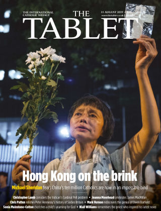 The Tablet Magazine 31st August 2019