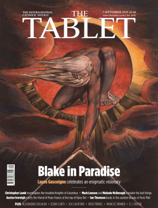 The Tablet Magazine 7th September 2019