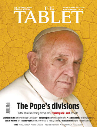 The Tablet Magazine 21st September 2019