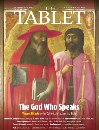 The Tablet Magazine 28th September 2019