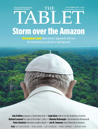 The Tablet Magazine 5th October 2019