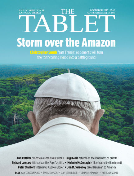The Tablet Magazine October 05, 2019 00:00