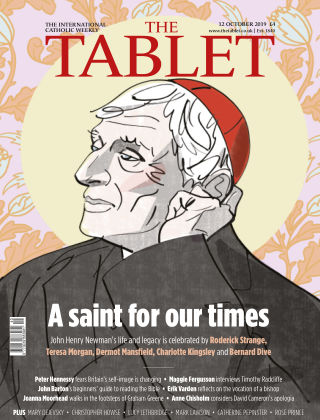 The Tablet Magazine 12th October 2019