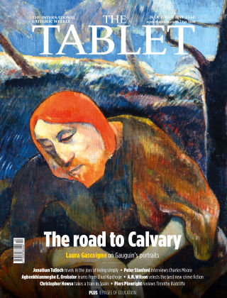 The Tablet Magazine 26th October 2019