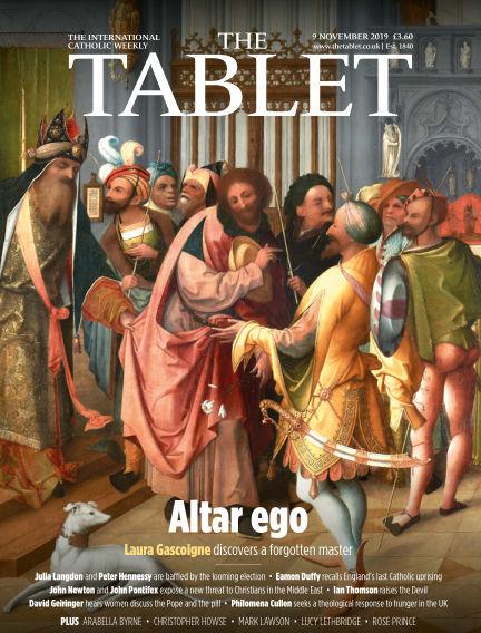 The Tablet Magazine November 09, 2019 00:00
