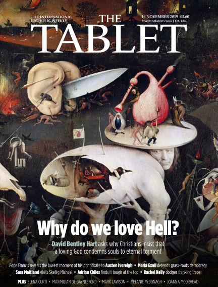 The Tablet Magazine November 16, 2019 00:00