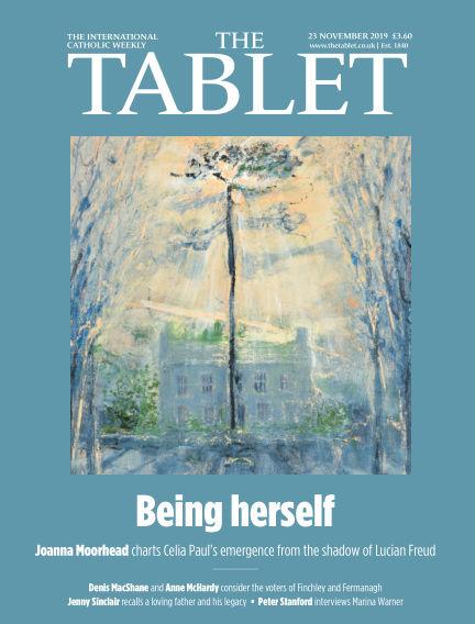 The Tablet Magazine November 23, 2019 00:00