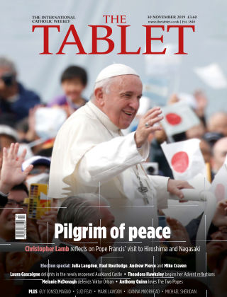 The Tablet Magazine 30th November 2019