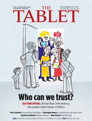 The Tablet Magazine 7th December 2019