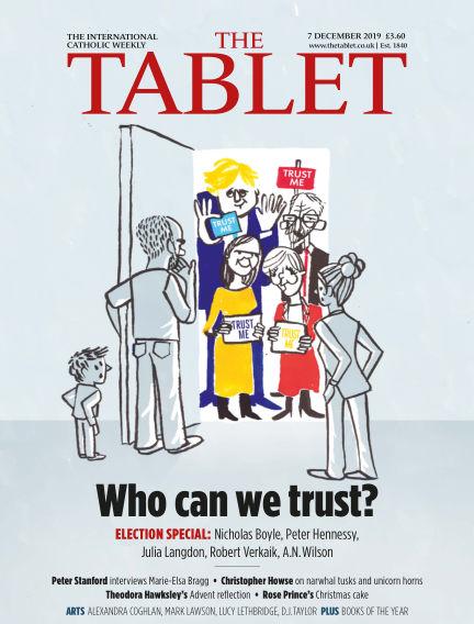 The Tablet Magazine December 07, 2019 00:00