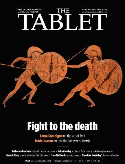 The Tablet Magazine December 14, 2019 00:00