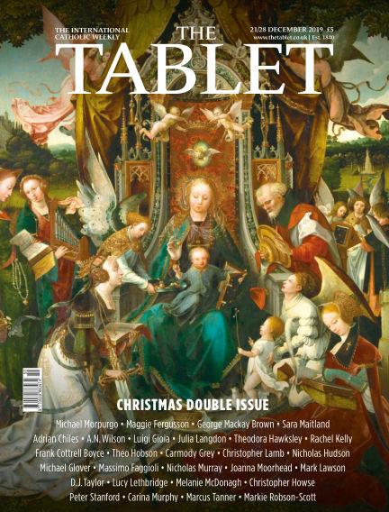 The Tablet Magazine December 21, 2019 00:00