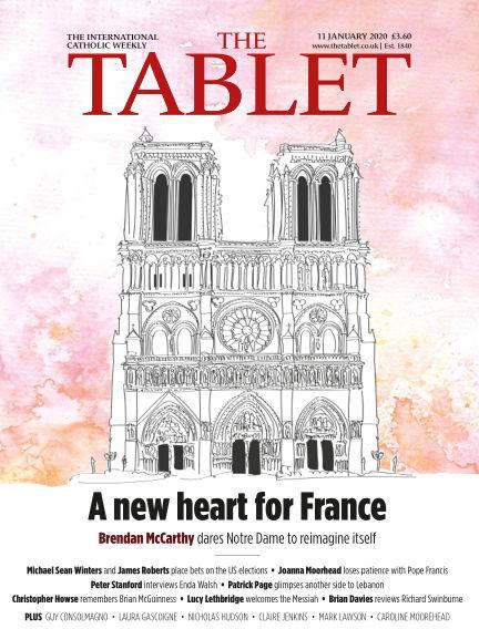 The Tablet Magazine January 11, 2020 00:00