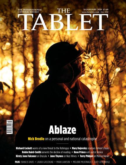 The Tablet Magazine January 18, 2020 00:00