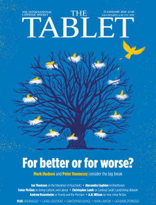 The Tablet Magazine 25th January 2020