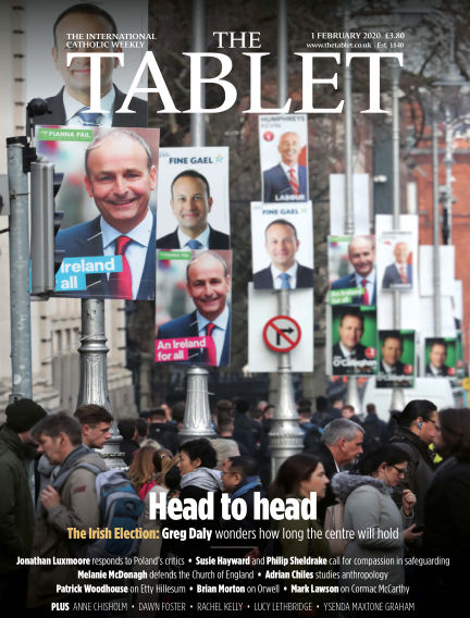 The Tablet Magazine February 01, 2020 00:00