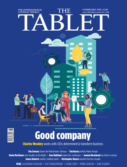 The Tablet Magazine February 08, 2020 00:00