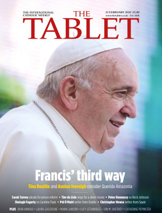 The Tablet Magazine 22nd February 2020