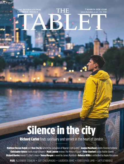 The Tablet Magazine March 07, 2020 00:00