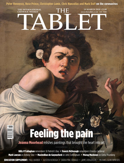 The Tablet Magazine March 14, 2020 00:00