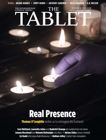 The Tablet Magazine March 28, 2020 00:00
