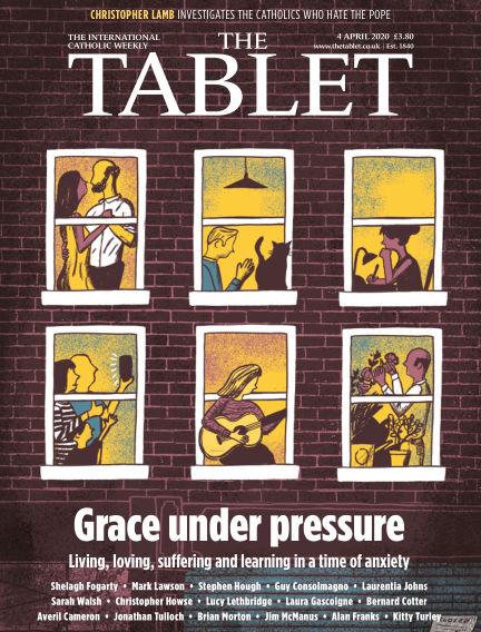The Tablet Magazine April 04, 2020 00:00