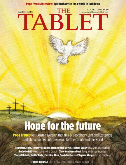The Tablet Magazine April 11, 2020 00:00