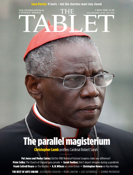 The Tablet Magazine May 02, 2020 00:00