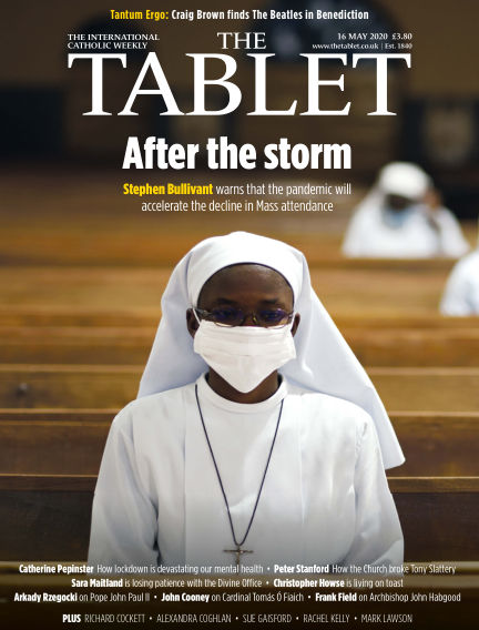 The Tablet Magazine May 16, 2020 00:00