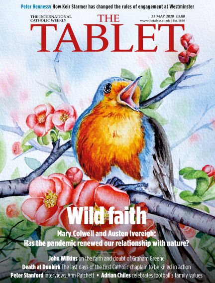 The Tablet Magazine May 23, 2020 00:00