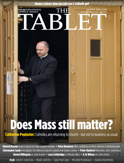 The Tablet Magazine June 20, 2020 00:00