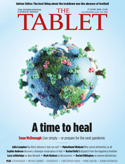 The Tablet Magazine June 27, 2020 00:00