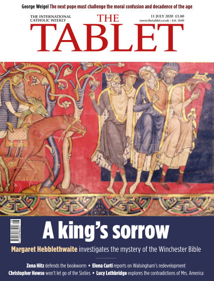 The Tablet Magazine July 11, 2020 00:00