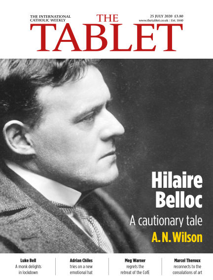 The Tablet Magazine July 25, 2020 00:00