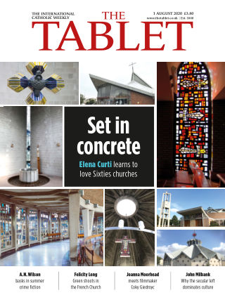 The Tablet Magazine 1st August 2020