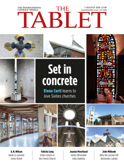 The Tablet Magazine August 01, 2020 00:00