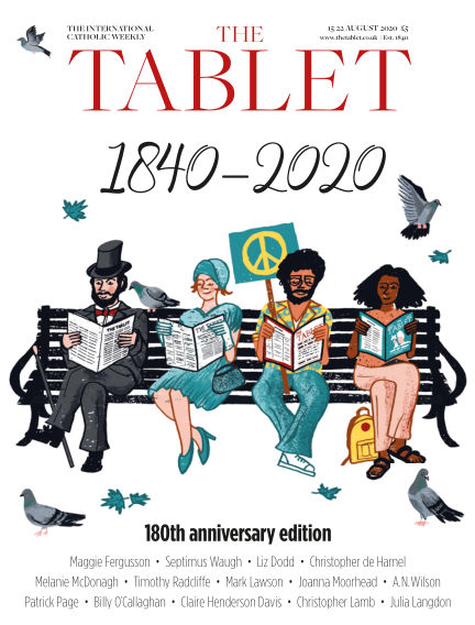 The Tablet Magazine August 15, 2020 00:00