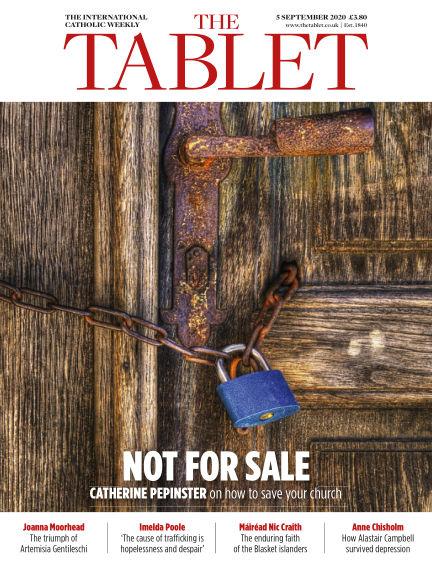 The Tablet Magazine September 05, 2020 00:00