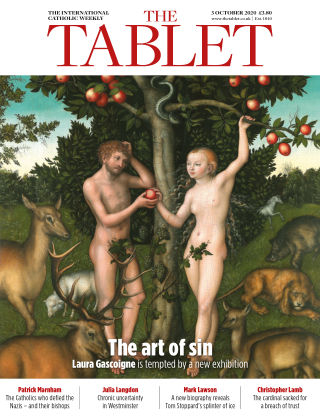 The Tablet Magazine 3rd October 2020