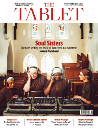 The Tablet Magazine 17th October 2020