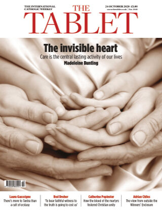 The Tablet Magazine 24th October 2020