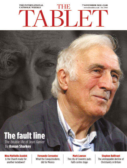 The Tablet Magazine November 07, 2020 00:00